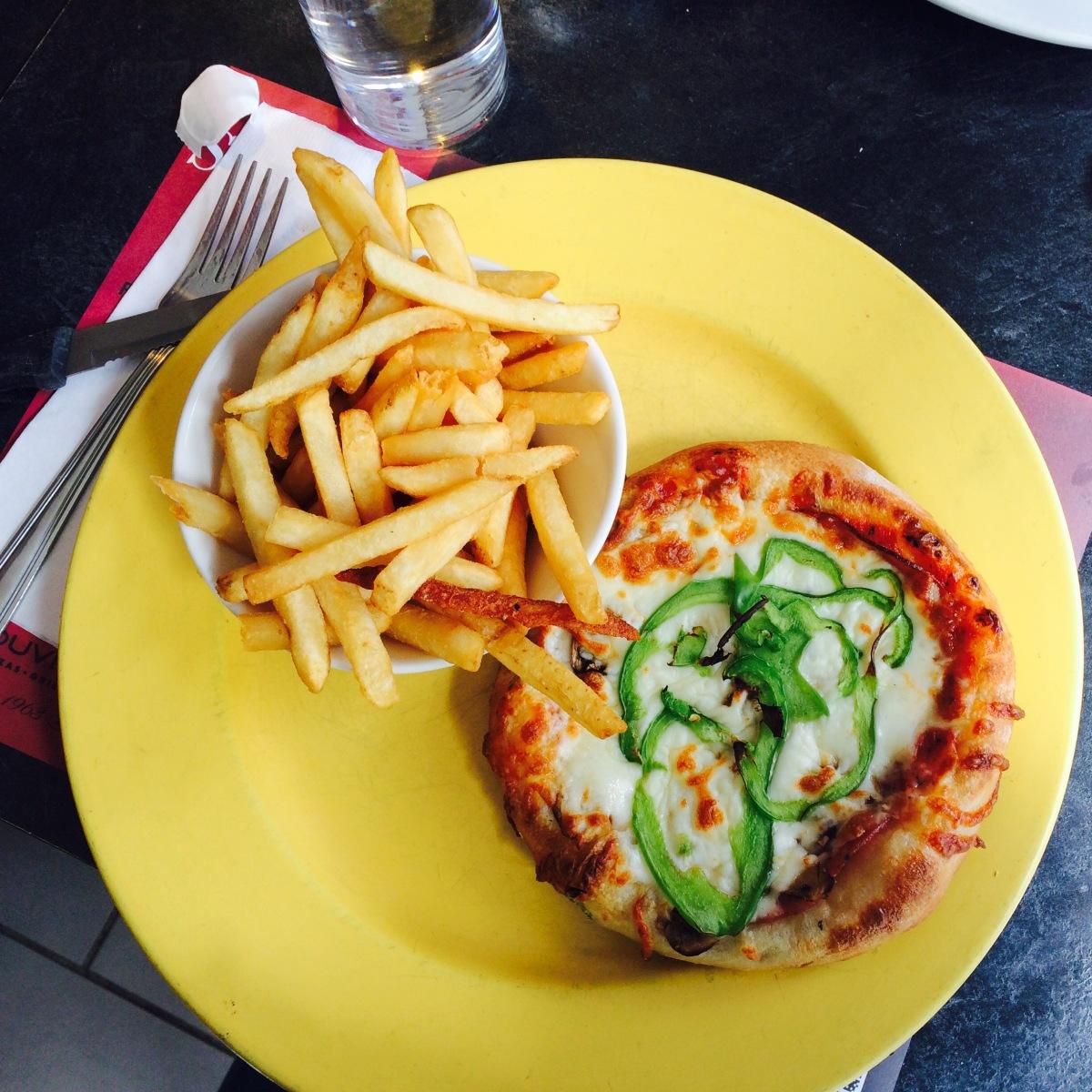 La Pizzéria D'Youville nous ouvre ses portes!